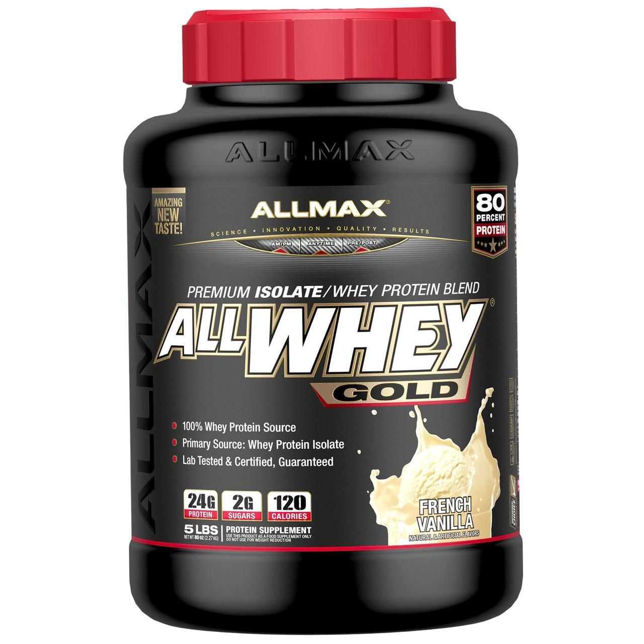 Протеин All Max Nutrition All Whey Gold 2,27 kg