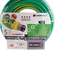 Шланг поливочный Green Cellfast 25 м