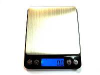 Весы электронные ювелирные 6295A 0,1-2000г (0.1) + чаша, фото 1