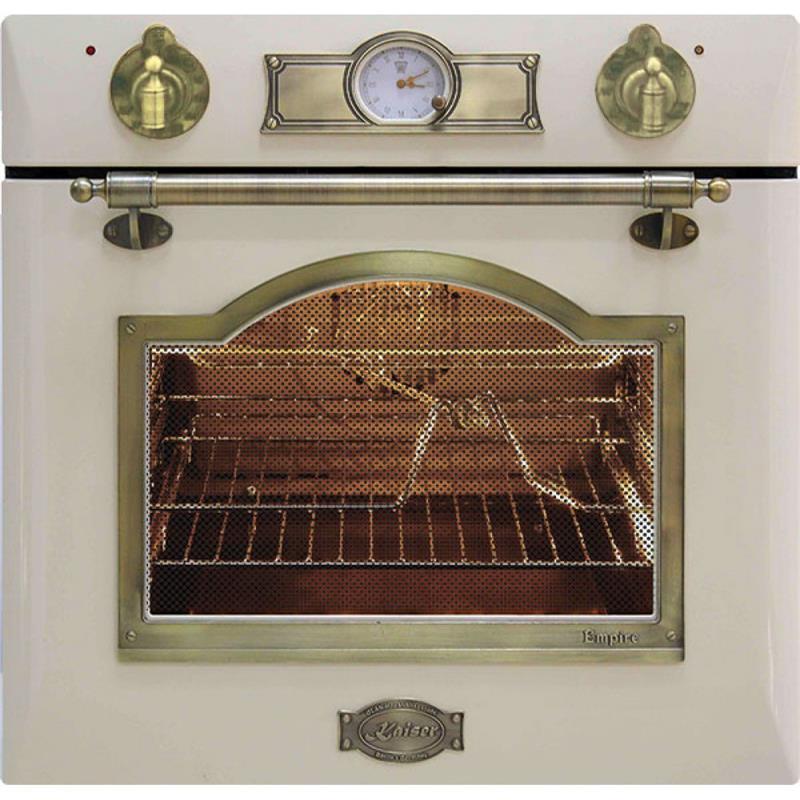 Вбудована газова духова шафа Kaiser EG6345ElfEm - Шx60см./67л/4 режими/таймер/сл. кістка
