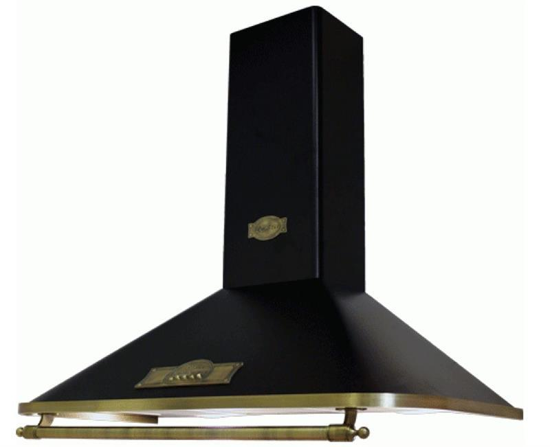 Витяжка купольна Kaiser A9315EmEco - Шx90см./900м3/3 швидкості/чорний