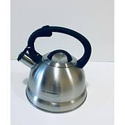 Чайник со свистком 2,0 л, арт. EB-1980