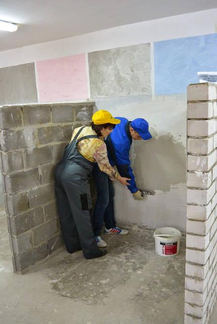 """тренинг """"Декоративная отделка фасадов с использованием материалов тм Ceresit и технологий компании """"Хенкель Баутехник (Украина)"""" 2"""