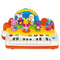 Органы, пианино, аккордеоны, гитары