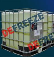 Незамерзающая жидкость для систем отопления DEFREEZE (канистры 10 и 20л, Бидоны 40л, Еврокуб 1000 л)