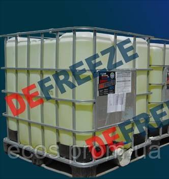 Незамерзающая жидкость для систем отопления DEFREEZE (канистры 10 и 20л, Бидоны 40л, Еврокуб 1000 л) - ООО «ЭКОСФЕРА» в Днепре