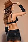 Эротический костюм Obsessive Sheriffia, КОД: 277678, фото 2
