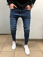 Джинсы - Мужские узкие джинсы