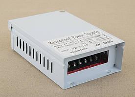 Dilux - Блок питания всепогодный - уличный 60Вт, 12В, 5А, IP54. Premium класс, гарантия 2года.