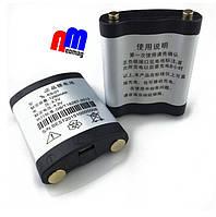 Li-ion аккумулятор 1800мА-ч к бочковым лазерным уровням 5 линий/ 6точек
