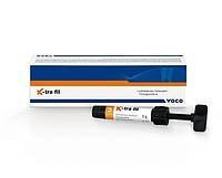 VOCO X-Tra Fil  (шприц 5г) замінник дентину, фото 2