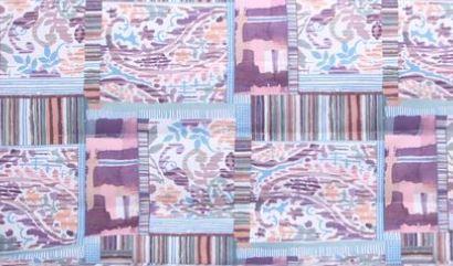 Мебельная ткань Folk (Фото 2)