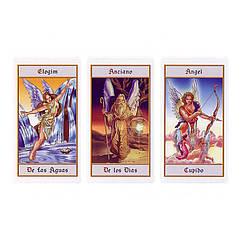 Карты Таро Fournier Angels Ангелы  krut0324, КОД: 258551