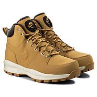 b9a54097eb3b Ботинки Nike Manoa Leather 454350-700 44 (10) 28 см Бежевый (886059241584