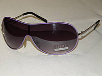 Солнцезащитные очки, маска, сиреневая оправа 790127