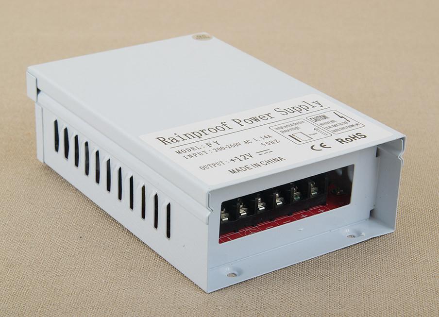 Dilux - Блок живлення всепогодний - вуличний 80Вт, 12В, 6,6 А, IP54. Premium клас, гарантія 2роки.