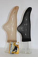 """Носок капрон """"Солли"""" черный (уп. 2 шт.)"""