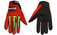 Мотоперчатки MONSTER BC-3903