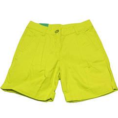 Шорты United Colors Of Benetton 110 см Лимонный 4FL159A40, КОД: 265175