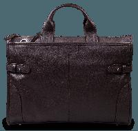 60bb9076814c Кожаная мужская деловая сумка (для ноутбука 15,4