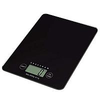 Кухонные весы Electronic kitchen scale 1912 Черные Original EKS01, КОД: 105184
