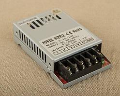 Dilux - Блок питания 15Вт, 12В,1,25А, негерметичный IP20, Premium класс, гарантия 2года.