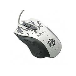 Мышь проводная Ripper XG66 с подсветкой Белый 46080, КОД: 300032
