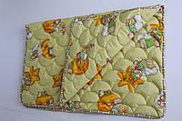Одеяло полуторное овечья шерсть 140*205см