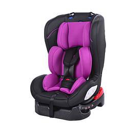 Детское автокресло M 2780A-9 Фиолетовое 10-24-2780-9, КОД: 285052