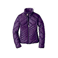 Куртка Eddie Bauer Womens Essential Down Jacket DEEP EGGPLANT XL Фиолетовый 3916DEP-XL, КОД: 259872