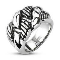 Кольцо SPIKES из нержавеющей стали --R-Q2009-11 мужское