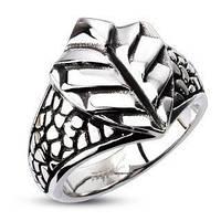 Мужское кольцо SPIKES из нержавеющей стали R-Q4601-125