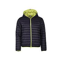 Куртка Hi-Tec Noris XL Черный с зеленым 65523GR-XL, КОД: 260538