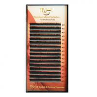 Ресницы i-Beauty MIX 0.1 CC— 8-14 мм.