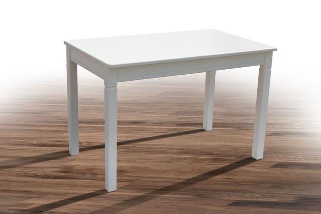 Стол обеденный Персей (белый)