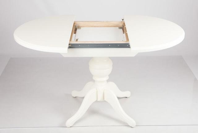Стол обеденный Гермес ваниль (фото 3)