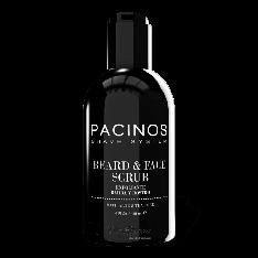 Скраб для лица и бороды Beard and face scrub Pacinos 118 мл