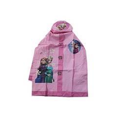 Дождевик с капюшоном Kronos Toys 808B 122-128 см Фроузен tsi36752, КОД: 305427