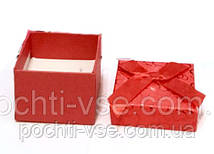 Подарочная коробка, 5х5х3,5см(21175)