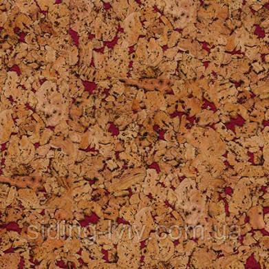 Пробка настенная Wicanders (Викандерс) Alabaster Cream Hawai Red 600x300x3,0 мм