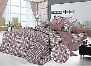 Семейный комплект постельного белья сатин (10911)