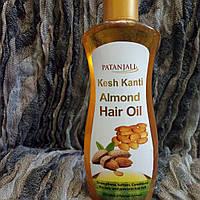 Миндальное масло для волос Kesh Kanti Almond Hair Oil Patanjali, 200мл