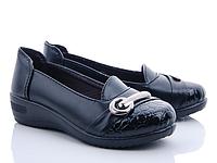 Туфли Детские Черные
