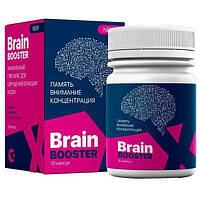 Капсулы BrainBoosterX (БрэйнБустер) для увеличения мозговой активности