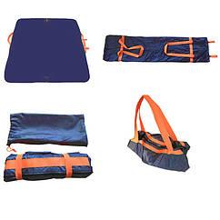 Сумка-коврик Lazy Bones Bag 2 в 1 Черный 03-3, КОД: 109009