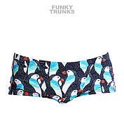 Хлоростойкие мужские плавки Funky Trunks Pengoo Parade FT30