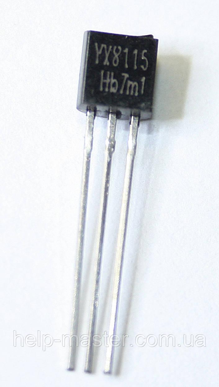 Мікросхема YX8115 (TO-92)