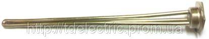 """Тэн радиаторный 1"""" 0,5 кВт (без терморегулятора) для стальных батарей правая резьба"""