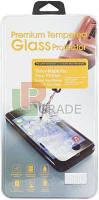 Защитное стекло для Samsung A605F Galaxy A6 Plus (2018), 0.25 mm, 3D на весь дисплей, черное