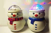 LED Светильник-диско отличный подарок